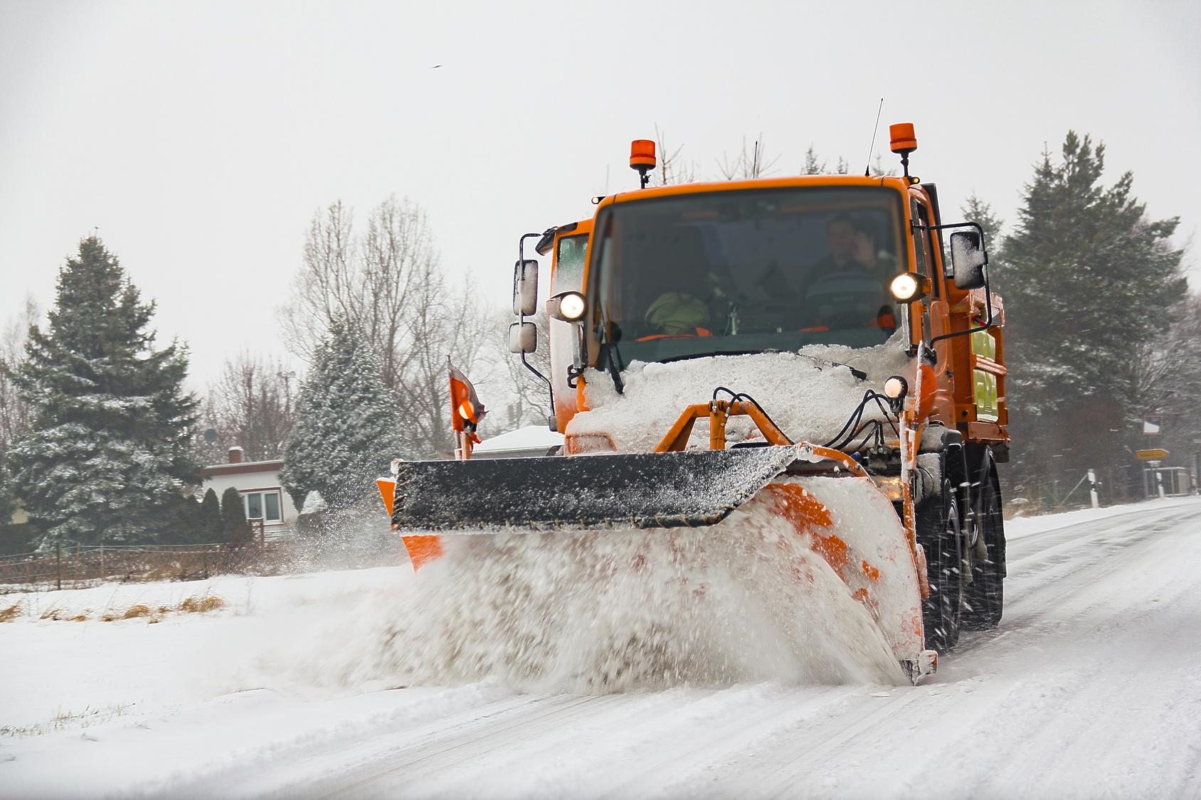 Winterdienst von ALP Services
