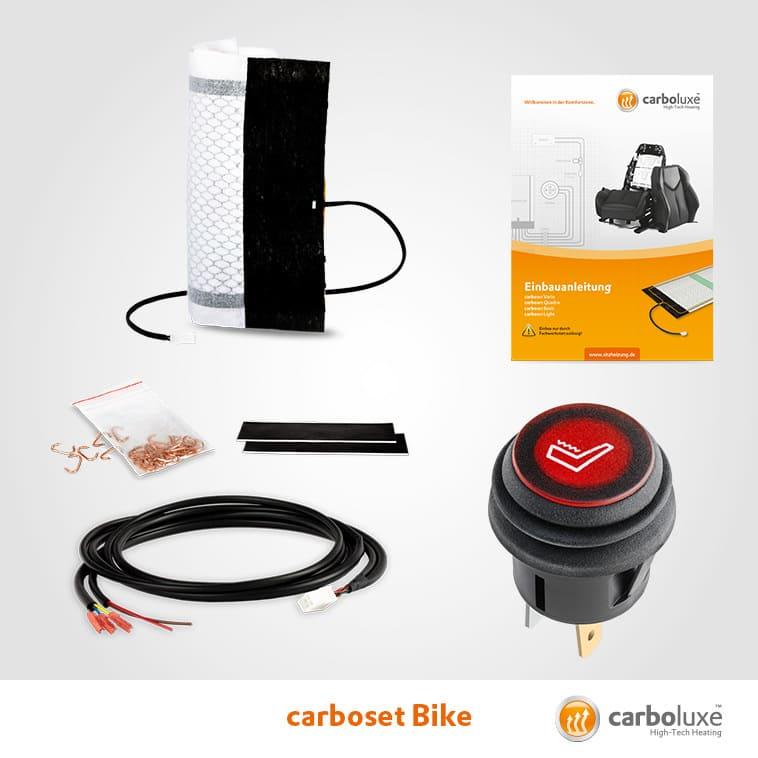 Sitzheizung Carboset Bike