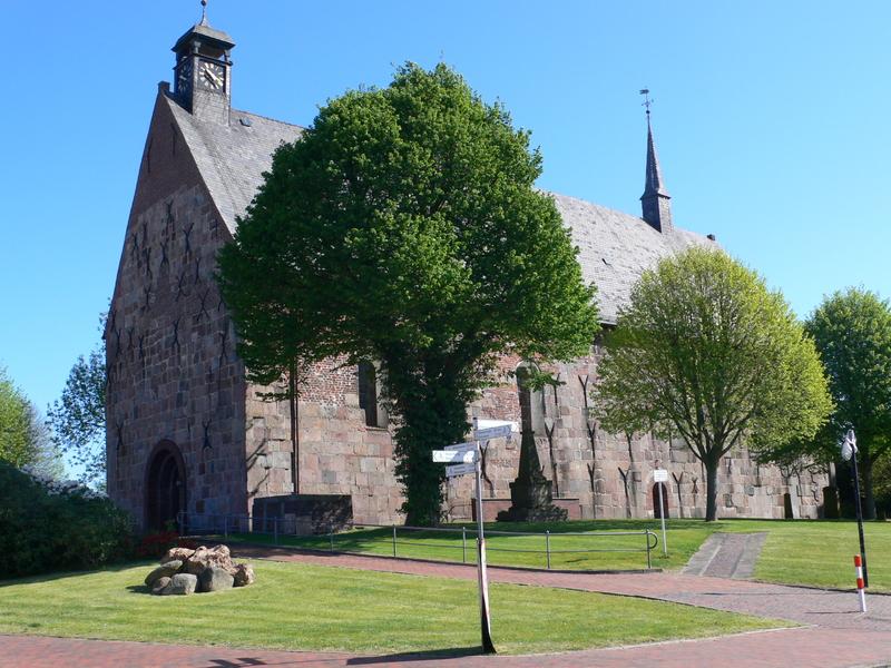 St.-Cosmas und Damian Kirche