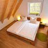 Schlafzimmer 1 Wohnung Nordsee
