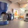 Küche-/Essbereich Wohnung Nordsee