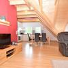 Wohnbereich Wohnung Nordsee