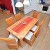 Wohnung Ostsee Küchen / Essbereich