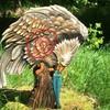 Weiskopfseeadler mit Fisch (WA-Gr.:3)