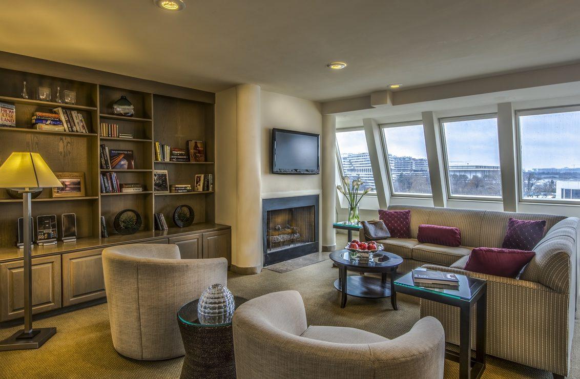 Georgetown Suites in DC