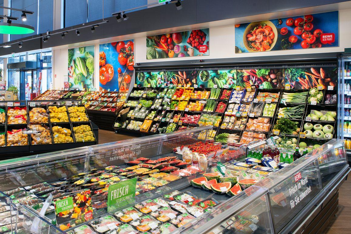Obst und Gemüse REWE Miggisch