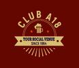 Club-A18 Logo
