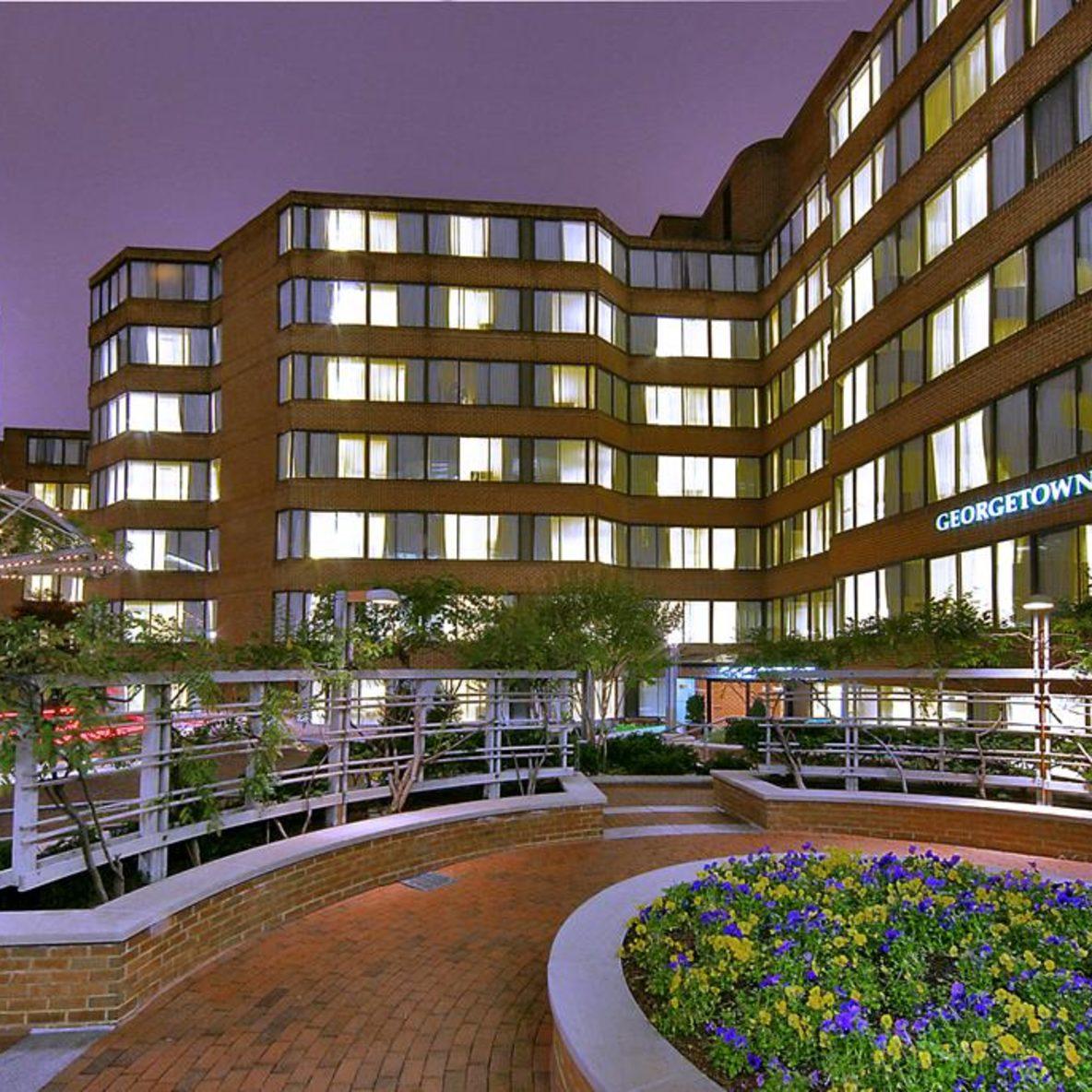Georgetown Suites Exterior
