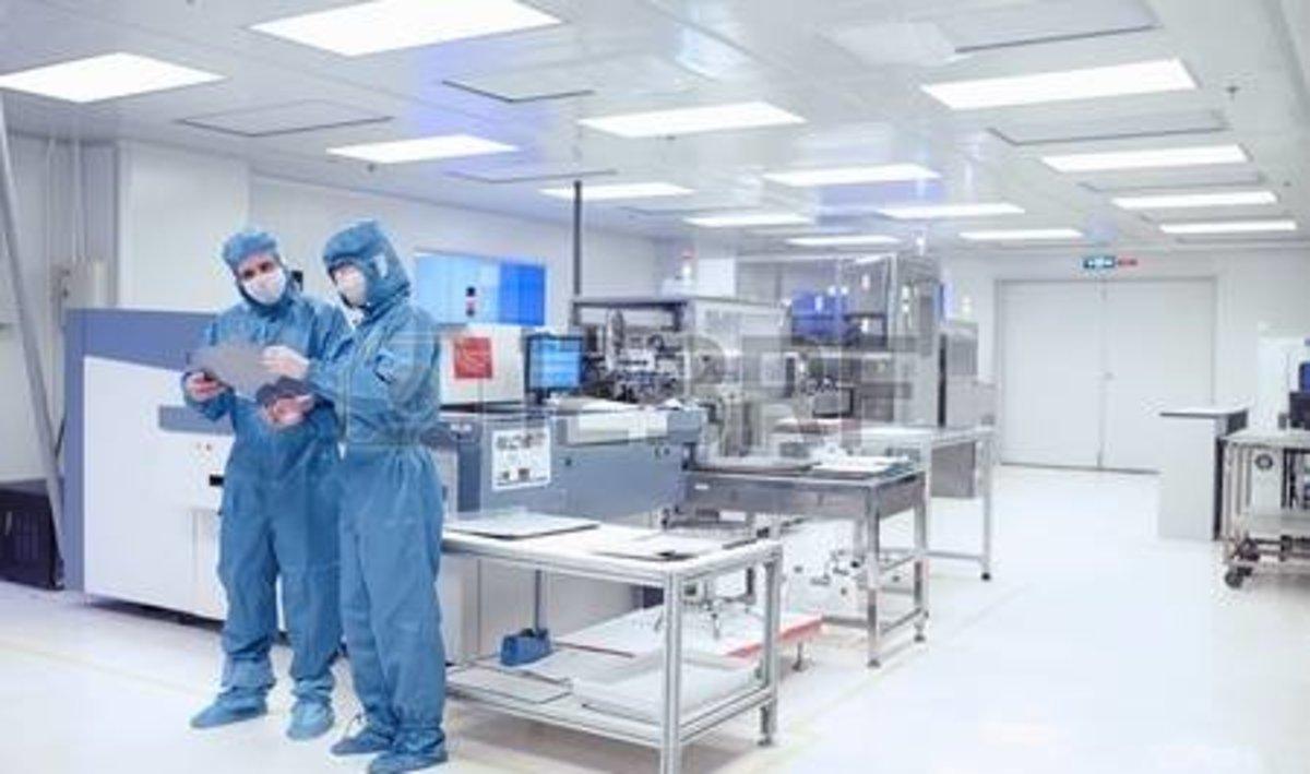 Industriereinigung mit Trockeneisstrahl von ALP Services
