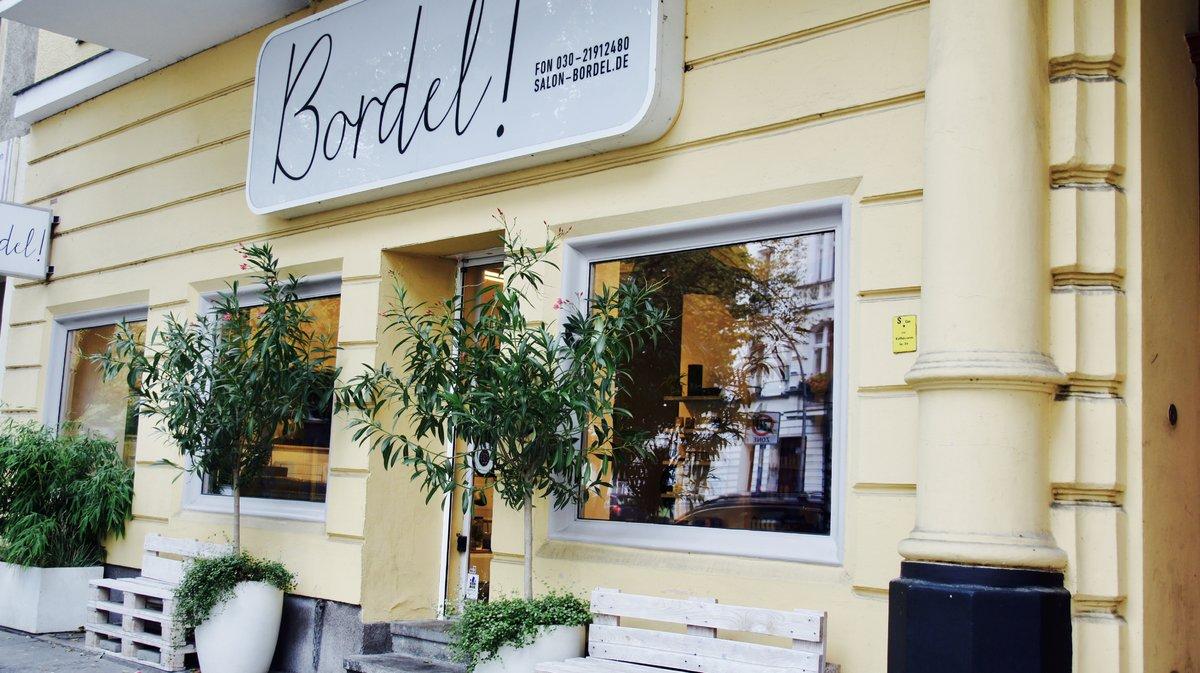 Bordel! - Friseur in Berlin-Schöneberg & Mitte