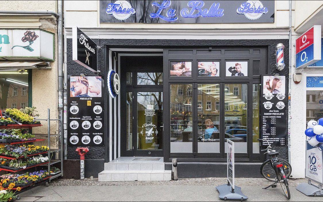 friseur la bella ihr barbershop in berlin. Black Bedroom Furniture Sets. Home Design Ideas
