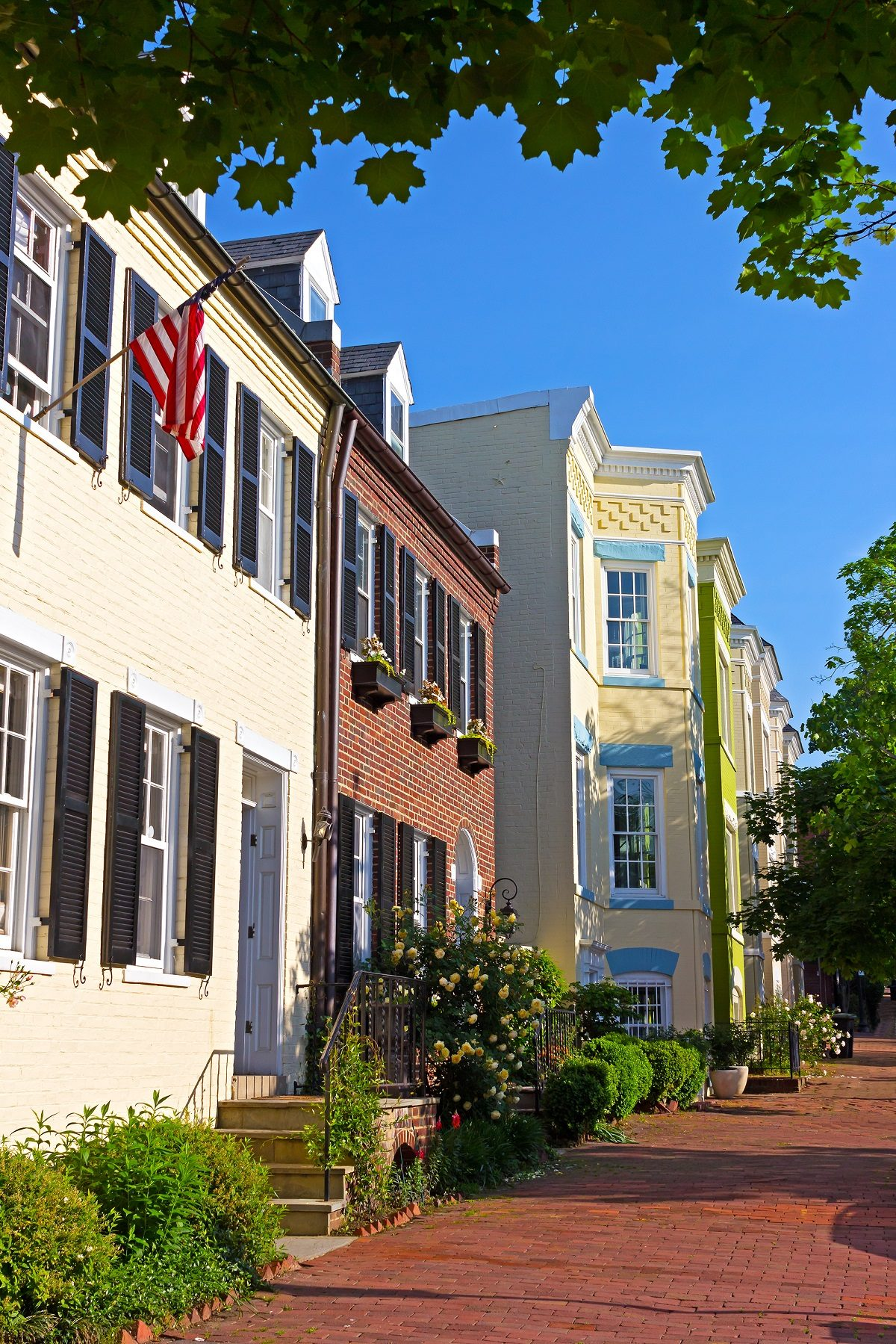 georgetown historic district