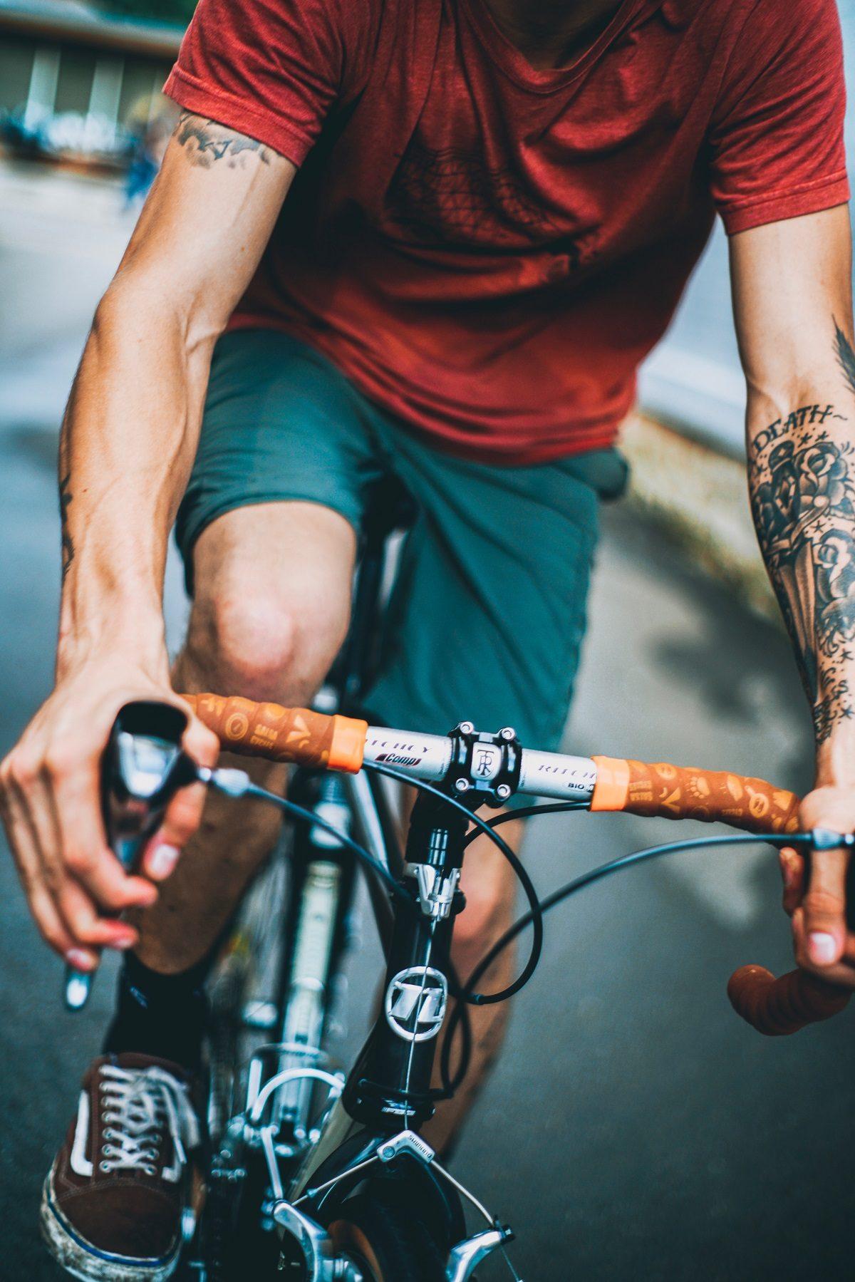 Biking trails in DC
