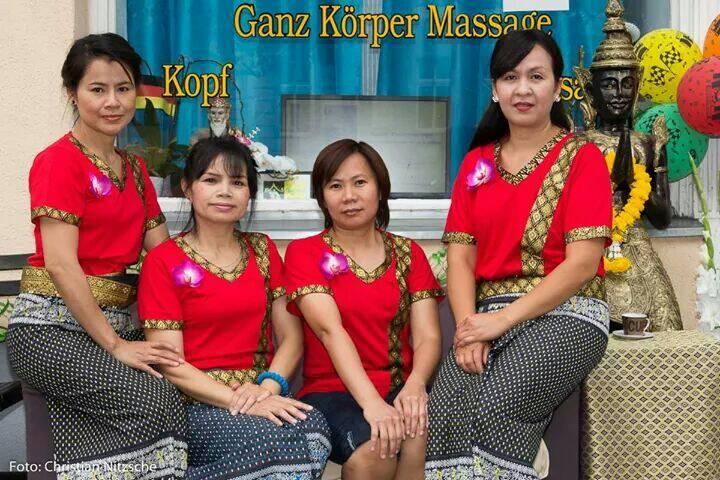 Berlin mitte massage in thai Lomi Lomi