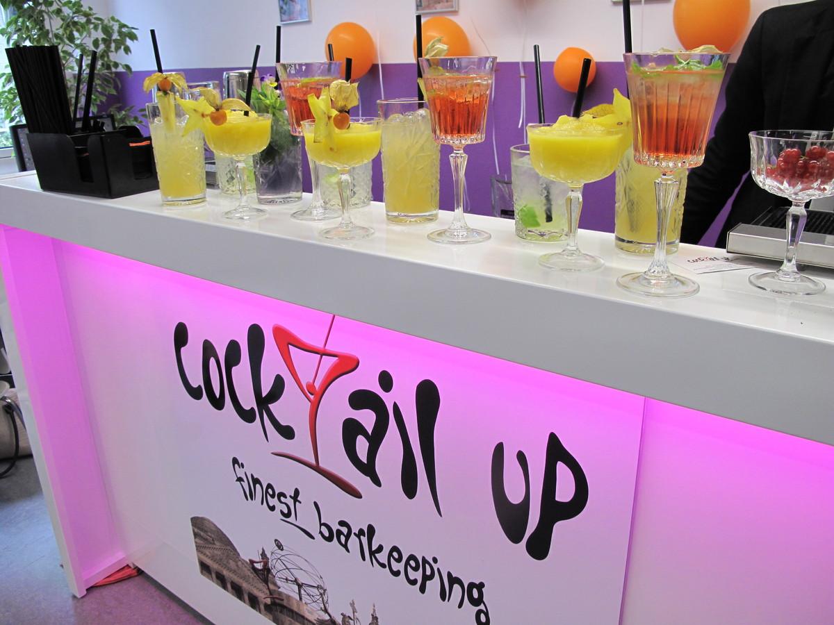 Über uns - Cocktail Up