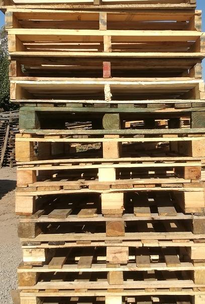 Palets usados muebles y silliones de palets deck terraza - Comprar muebles de palets ...