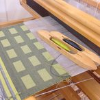 Tischsets, Bindung: Kuvikas, Material:Baumwolle