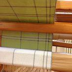Tischsets/Läufer Baumwolle/Leinen, Doppelgewebe