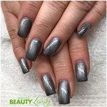 Nagelmodellage Fullcover Cat's eye