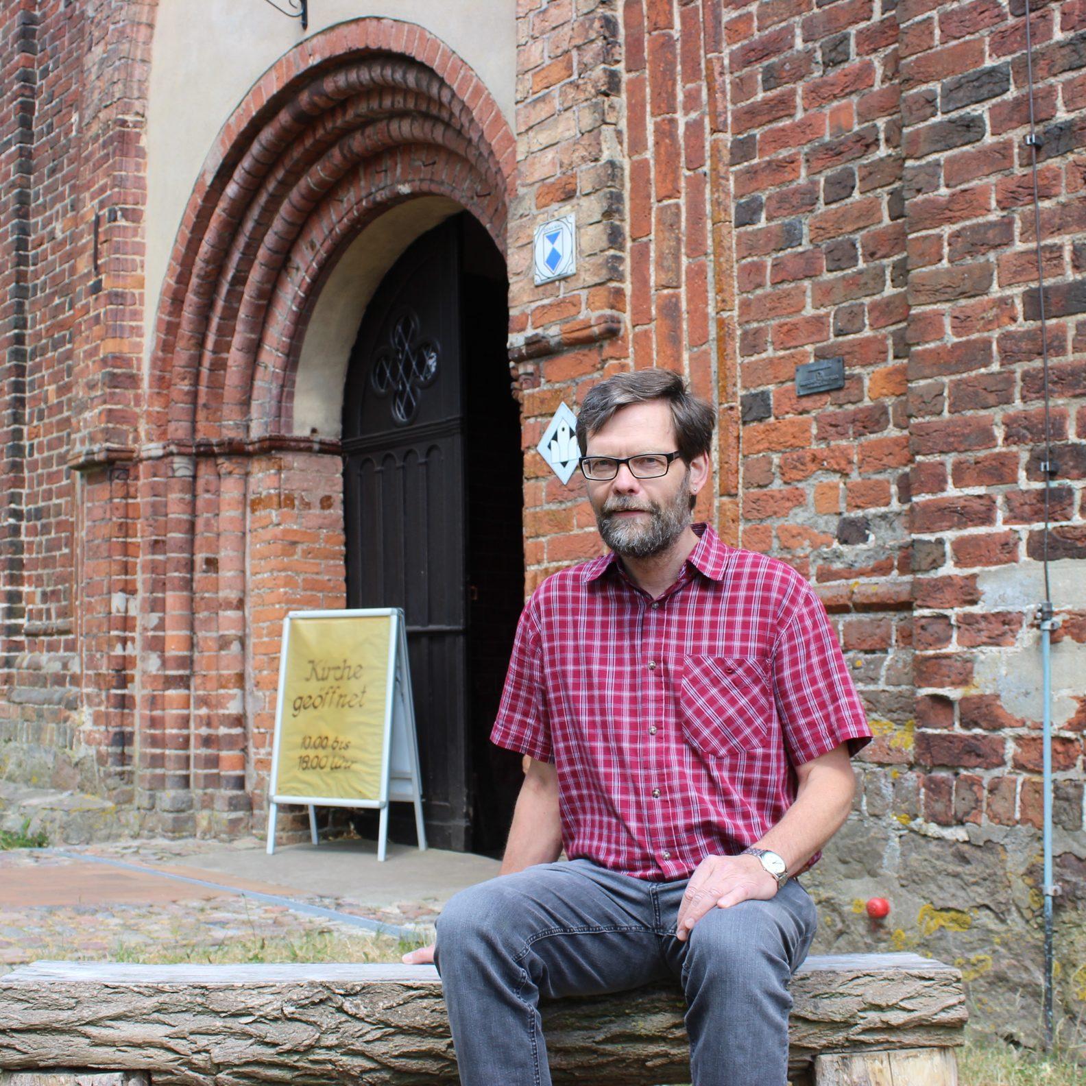 Pfarrer Ulrich Storck