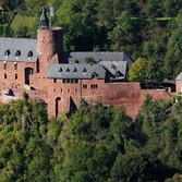 Burg Hengebach in Heimbach, Eifel