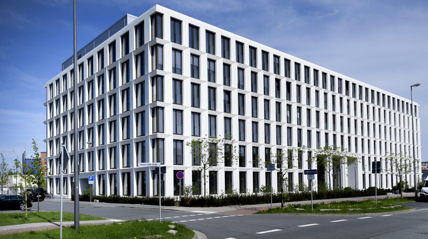 a60d30d26941c1 HanseMerkur Grundvermögen AG erwirbt das Office Center Überseestadt in  Bremen