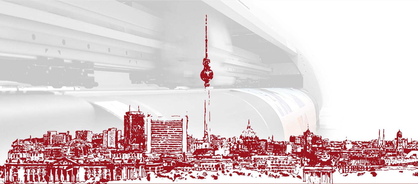 Großformat Berlin Druck Und Kopier Service In Berlin