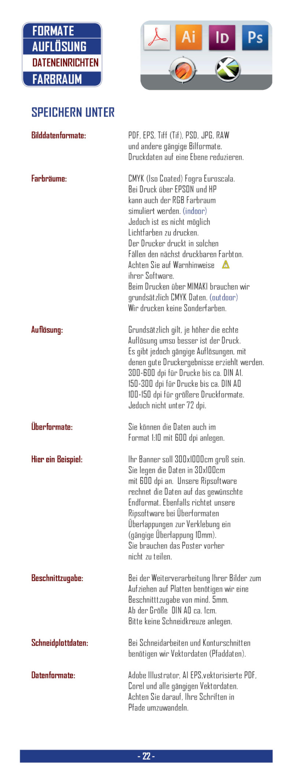 Mobile Großformat Berlin
