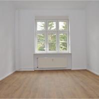 Altbausanierung Berlin Pankow Wohnzimmer (nachher)