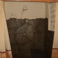 Dusche Erdgeschoß (barrierefrei)