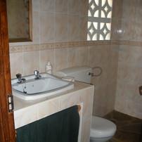 Badezimmer Haus Rhino