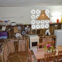 Küche Villa Buffalo Erdgeschoss