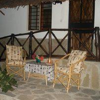Haus Tembo Terasse/ Terrace