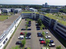 Bürogebäude in Leverkusen