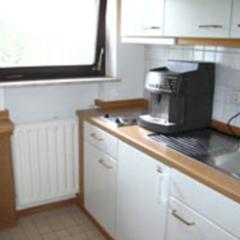 park-villa (Junior) Suite Küche