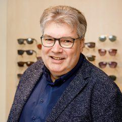 Augenoptikermeister Ralph Steiner