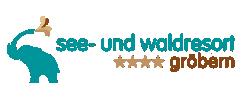 See-und Waldresort Gröbern Logo