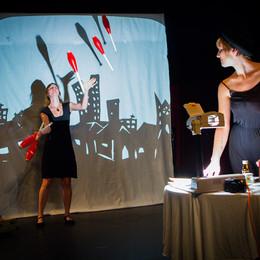 chimera- show mit Anni Küpper