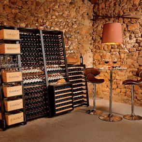 Weinlagersystem