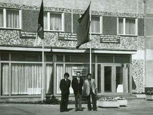 Stammbetrieb Oranienbaum-Wörlitz als VEB 1972-1990