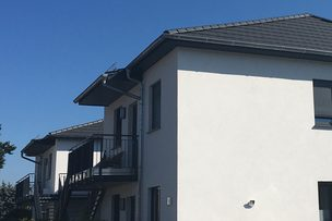 Bauprojekt Burg (Spreewald) - Dacheindeckung und Dachklempnerarbeiten