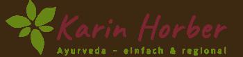 Logo Karin Horber - Ayurveda Kochen mit Karin