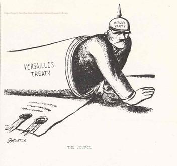 Versailler Vertrag Deutsches Kaiserreich