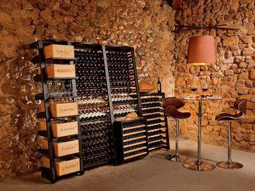 EuroCave Weintemperierschrank