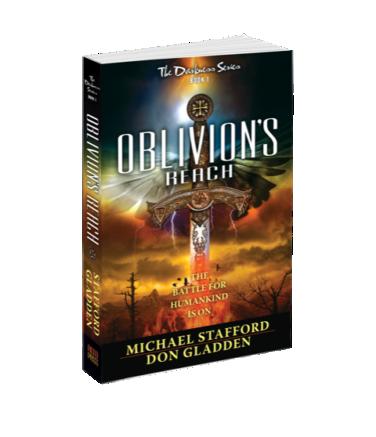 Oblivion's Reach Cover