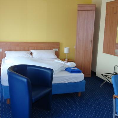 Komfortzimmer Doppelzimmer, Haupthaus/ Nordseite
