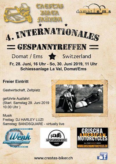 4.Internatonales MotorradtreffenTreffen