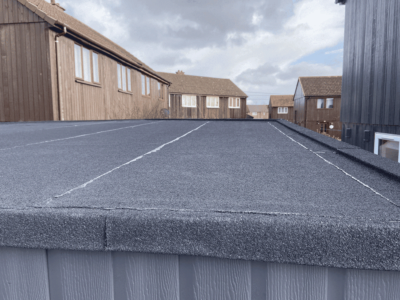 Flat Roof Repairs & Replacements Dundee