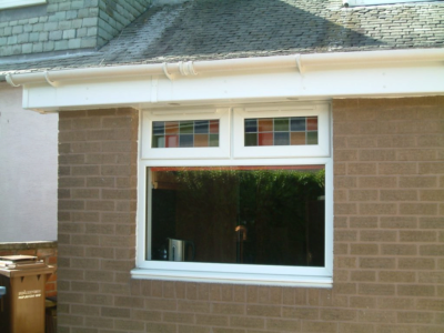 fascias, soffits and guttering repairs & replacements dundee