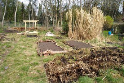 Gemeinschafts- und Nachbarschaftsgarten - Permakultureller Lehr- und Schaugarten